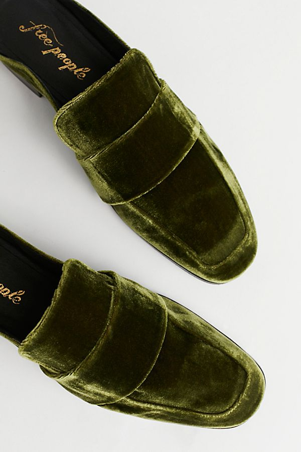 411e04e72db Velvet At Ease Loafer