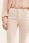 Thumbnail View 3: Great Heights Frayed Skinny Jeans