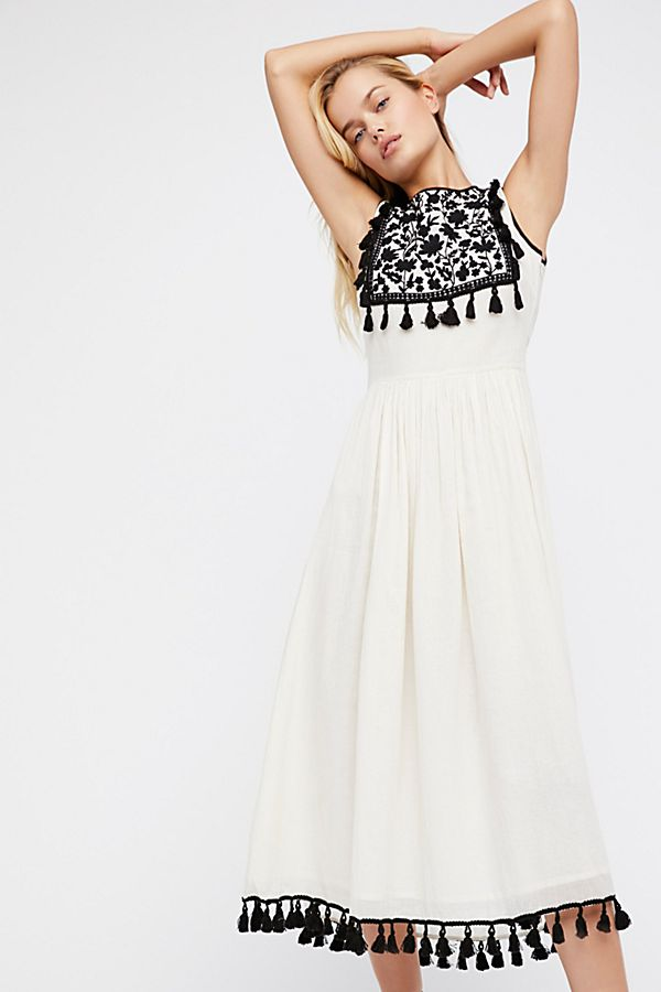 6f0642f8d7b19 Embroidered Dress | Free People