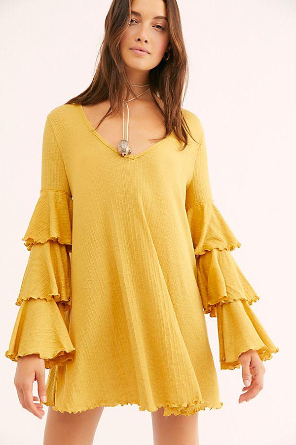 Seashore Sleeve Dress