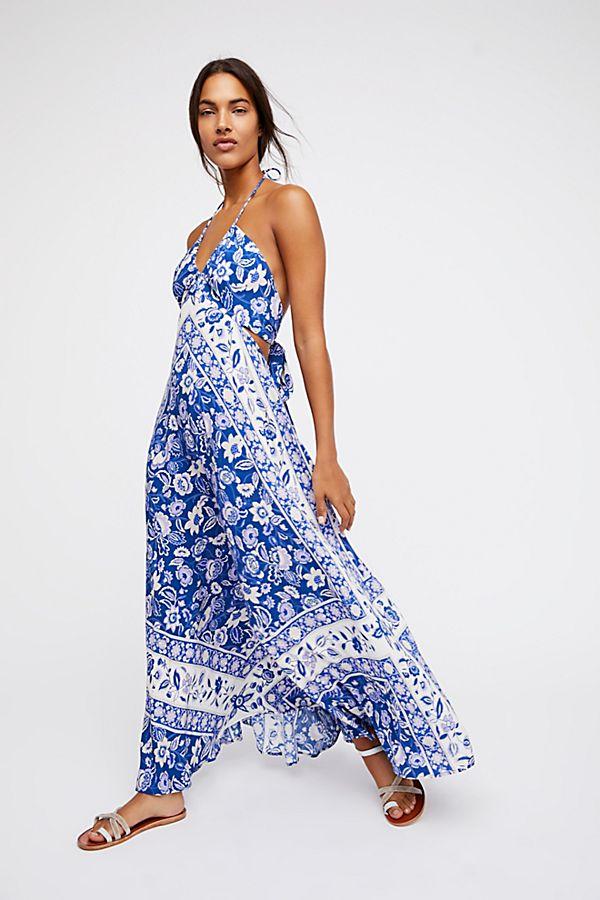 a2516b1a029e Lolita Halter Maxi Dress
