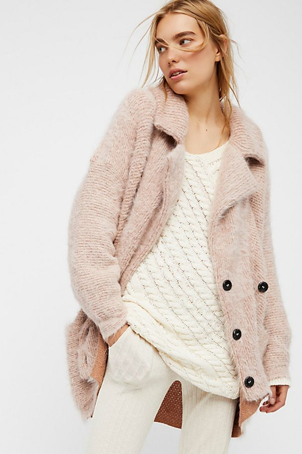 top fashion cheap outlet boutique Take Two Sweater Coat