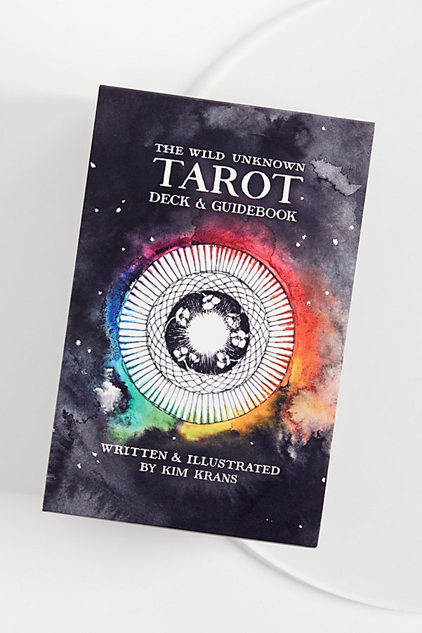 Slide View 3: The Wild Unknown Tarot Deck & Guidebook
