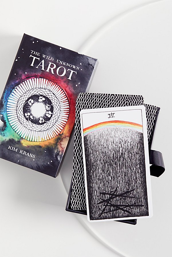 Slide View 5: The Wild Unknown Tarot Deck & Guidebook
