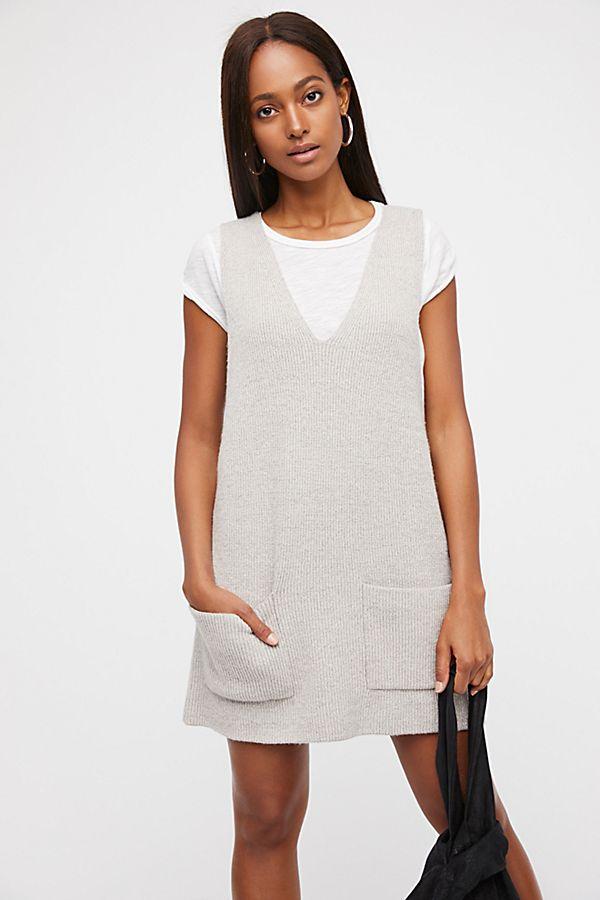 a396438500 Nikki Jumper Pinafore Dress