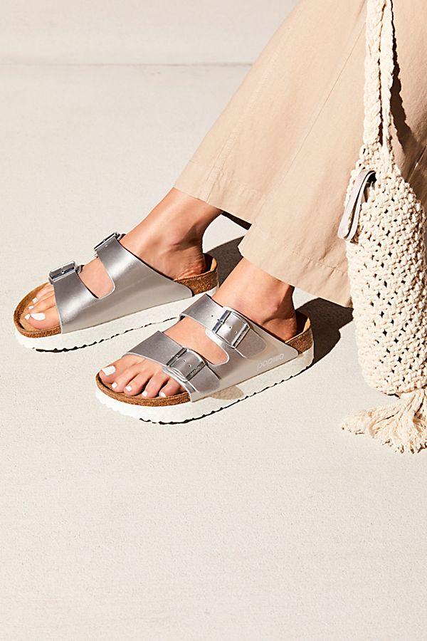 acbab7b5f1f18 Arizona Platform Birkenstock Sandal