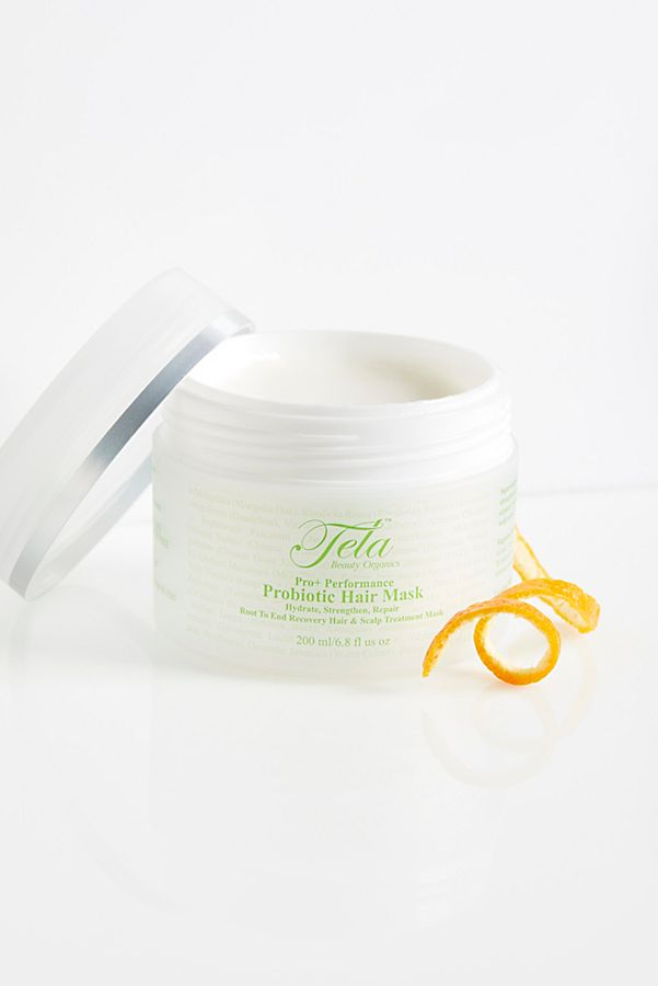 Slide View 1: Tela Beauty Organics Probiotic Hair Mask
