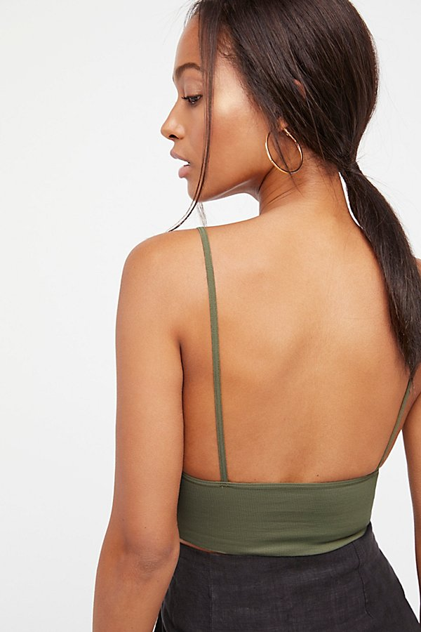 Slide View 2: Ali Low Back Bra