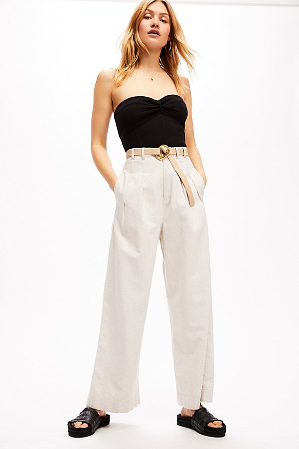 Slide View 1: River Winds Pleated Pant