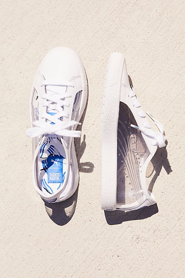 cb86c527aa Clyde Clear Sneaker