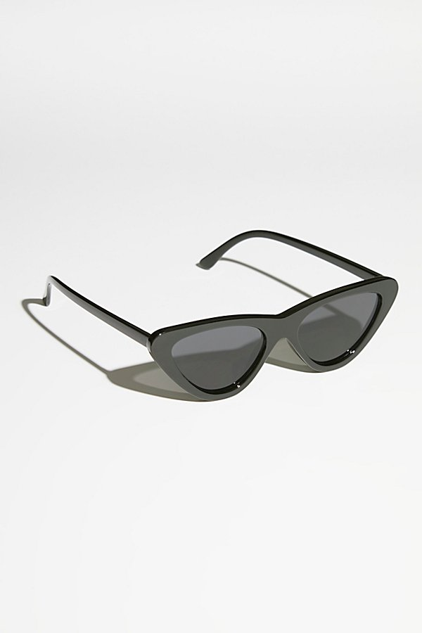 Slide View 2: Vienna Cat Eye Sunglasses