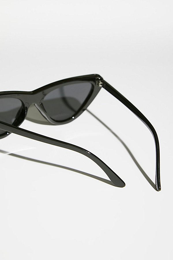 Slide View 4: Vienna Cat Eye Sunglasses