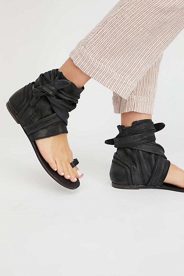 bf7a6bfe4 Slide View 1  Delaney Boot Sandal