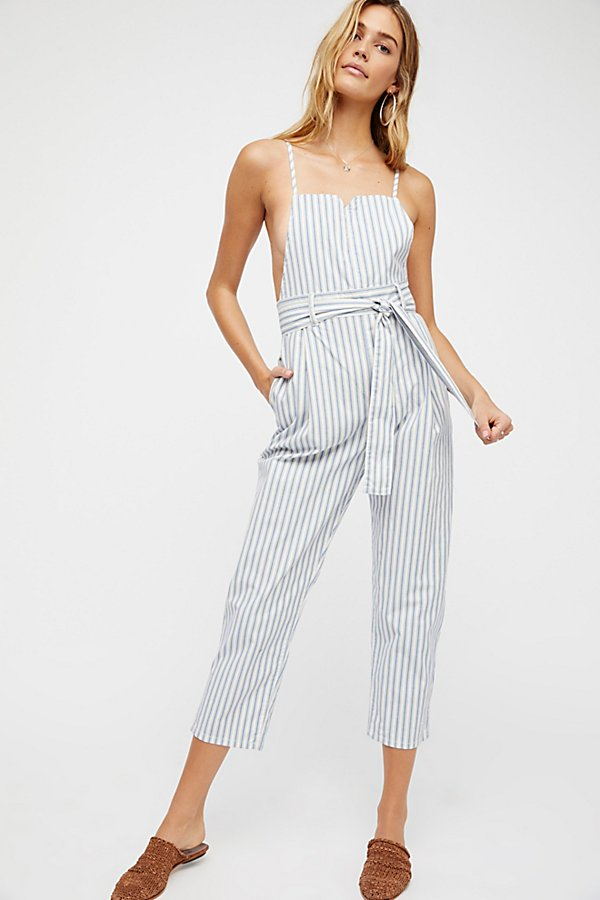 Isabelle Pegged One-Piece   Free People