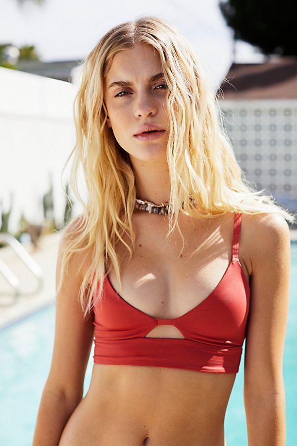 1087dcf3b93 Slide View 1: Juliet Bikini Top