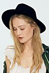 Thumbnail View 7: Wythe Leather Band Felt Hat