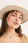 Thumbnail View 1: Wythe Leather Band Felt Hat