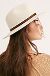 Thumbnail View 2: Wythe Leather Band Felt Hat