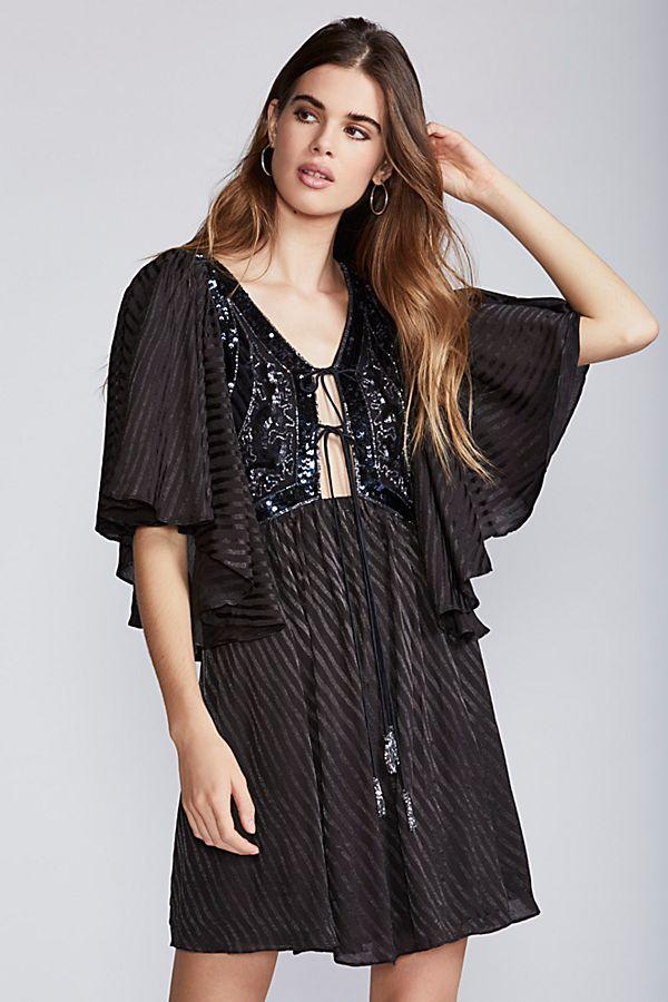 7b81b439 Moonlight Romance Mini Dress | Free People