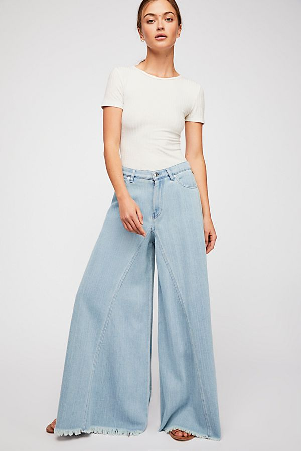 f8c33952 Pirouette Wide-Leg Pants | Free People