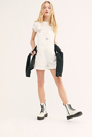 Levi's Vintage Shortalls by Free People