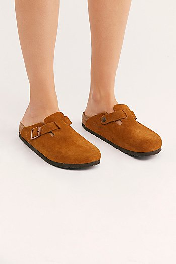 Boston Birkenstock Slip-On