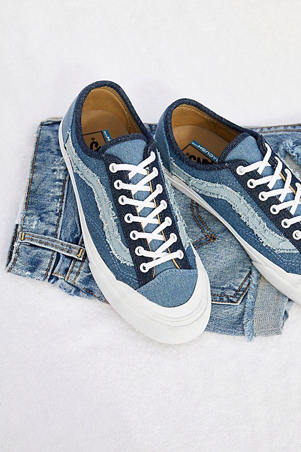 5dfacc6874f282 Denim Style 36 Deacon Sneaker