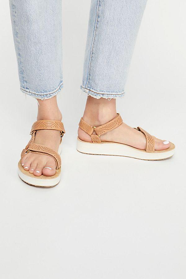 c60a6eafe Slide View 3  Midform Universal Geometric Teva Sandal