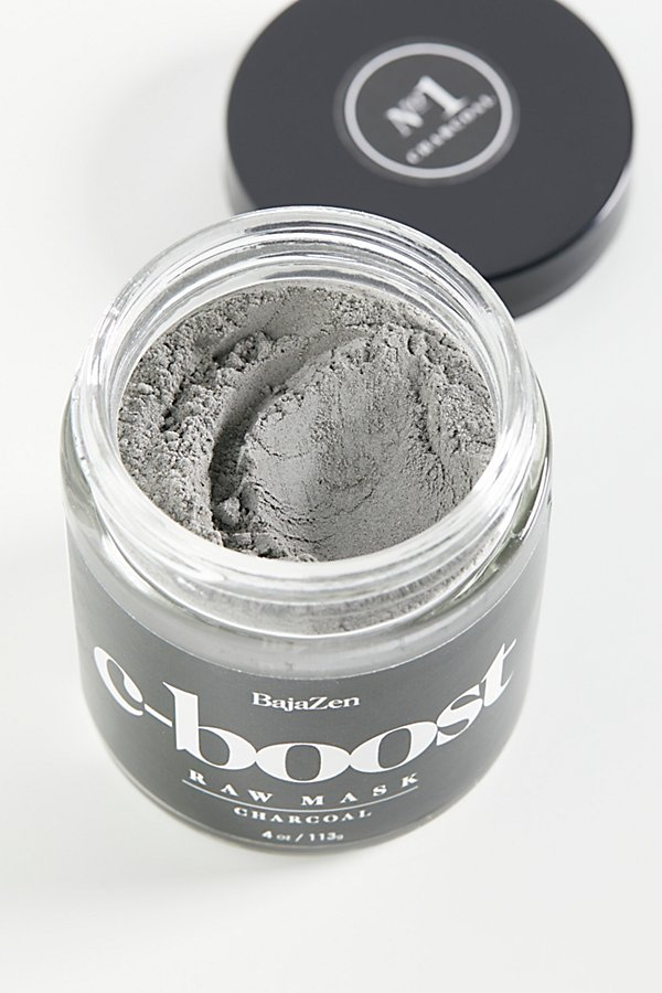 Slide View 2: BajaZen Raw Charcoal Mask