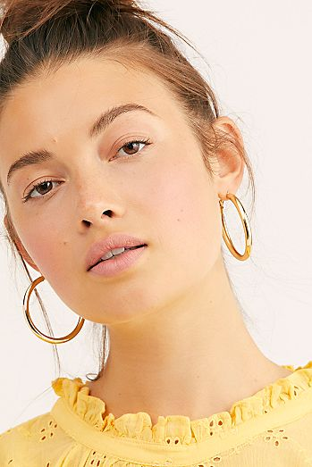 Hoop Earrings for Women | Free People