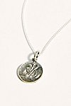 Thumbnail View 1: St. Christopher Necklace