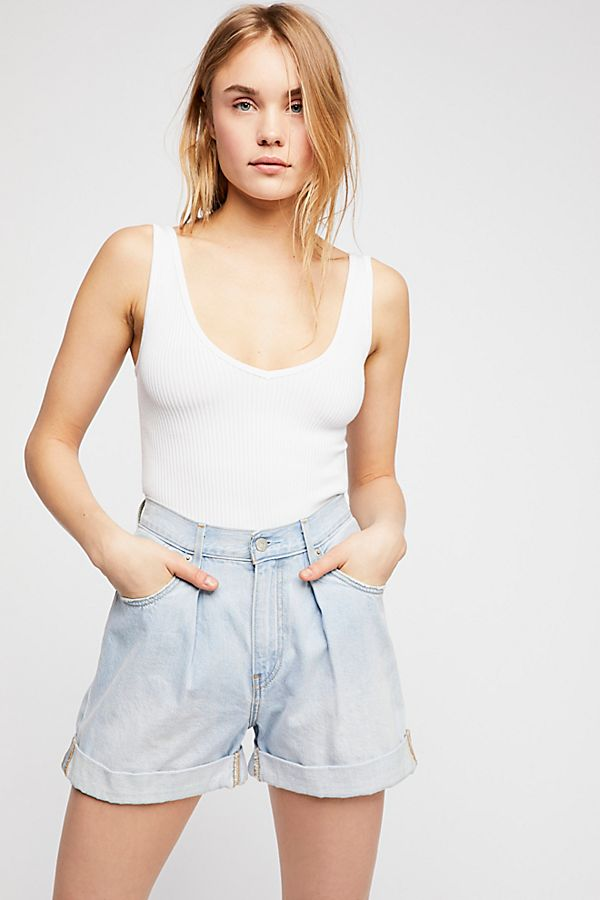 88be9fc8 Levi's Baggy Shorts | Free People