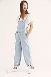 Thumbnail View 1: Levi's Baggy Denim Overalls