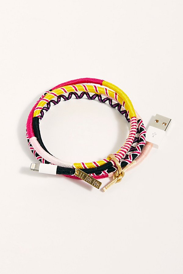 Slide View 2: Le Pom Pom iPhone Charger