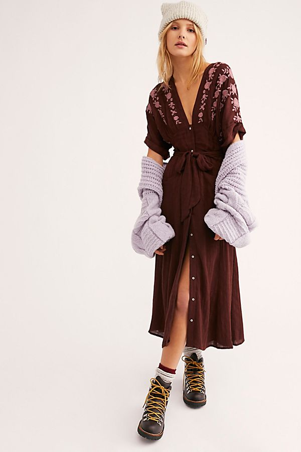 fa5207229bb8 Love To Love You Midi Dress | Free People