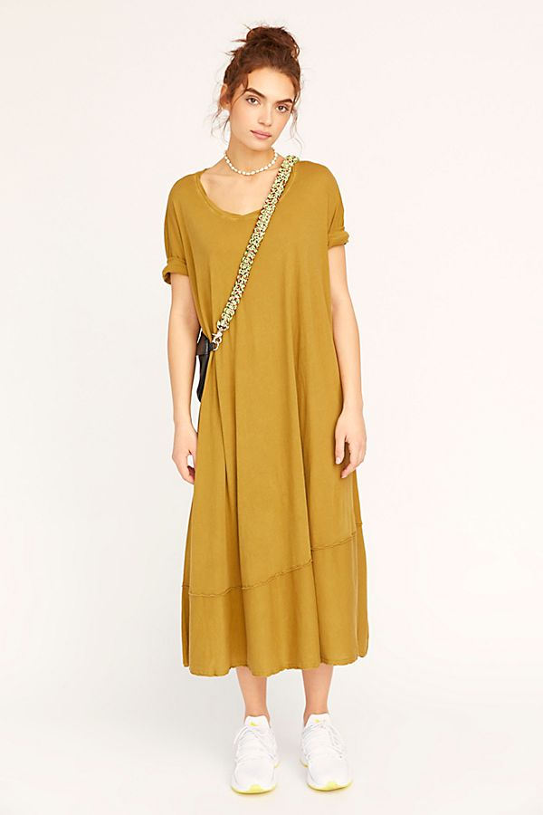 a9befd0929 Pebble Beach Maxi T-Shirt Dress
