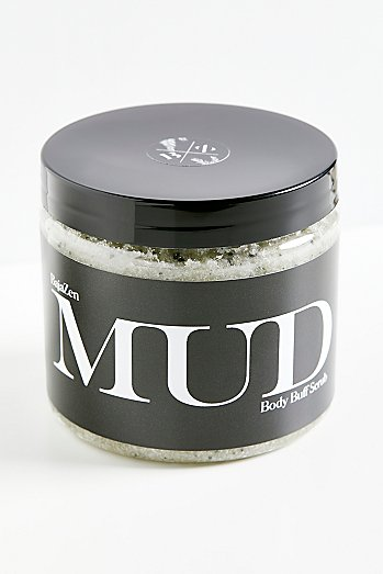 BajaZen Mud Body Buff Scrub