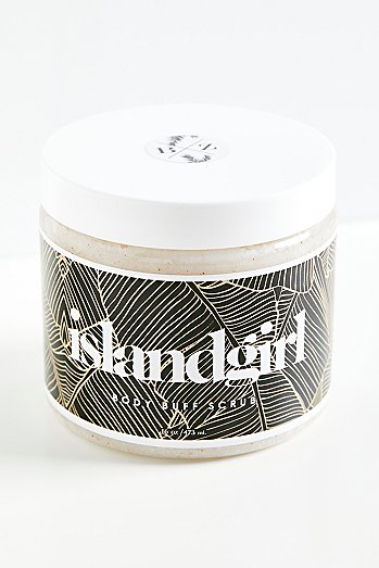 BajaZen Island Girl Body Buff Scrub