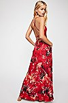 Thumbnail View 2: Nellie Printed Maxi Dress