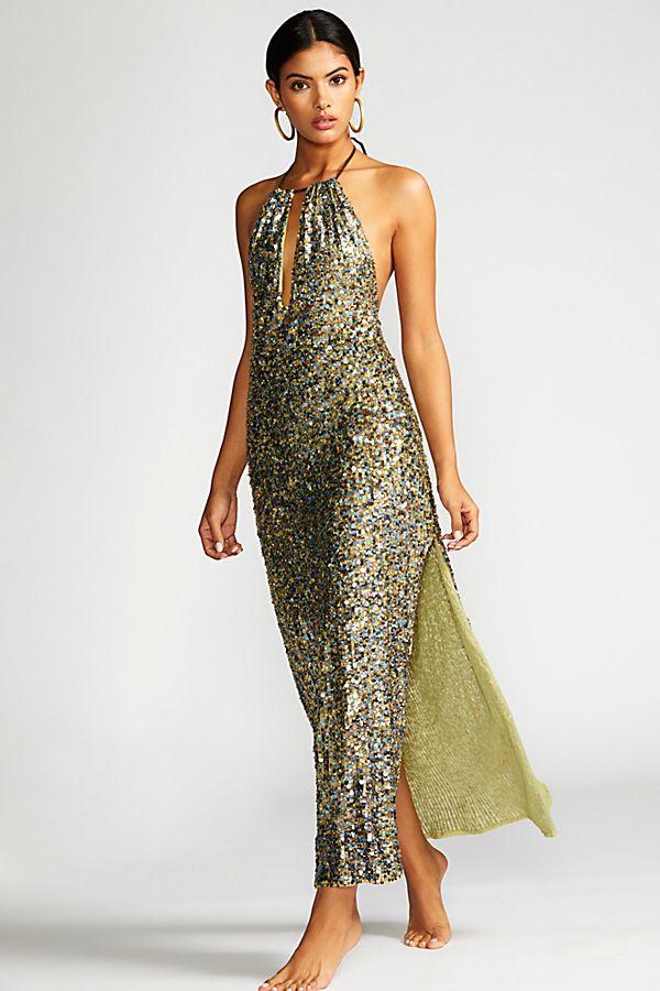 d4e41988 Sequin Margarita Maxi Dress | Free People