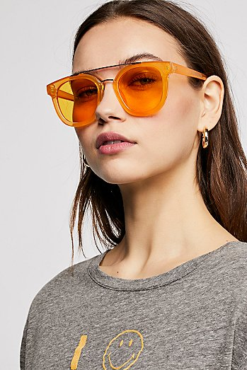 Laguna Aviator Sunglasses