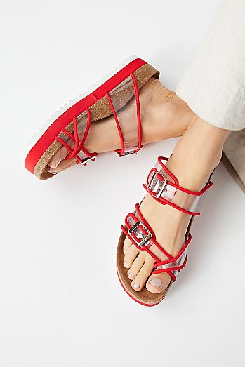 Clear Skies Footbed Sandal