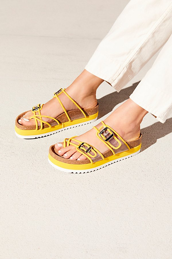 Clear Skies Footbed Sandal Free People