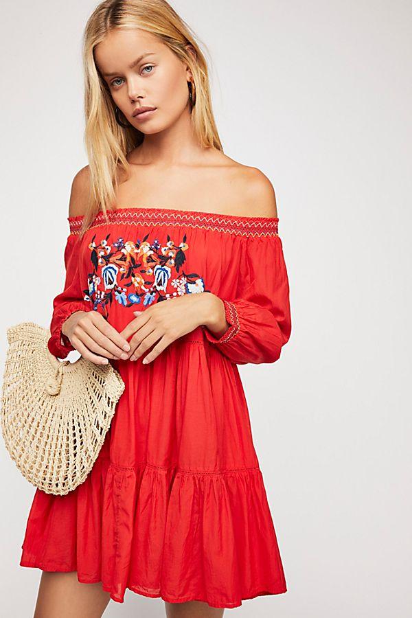 29455a9d9a209 Sunbeams Mini Dress | Free People