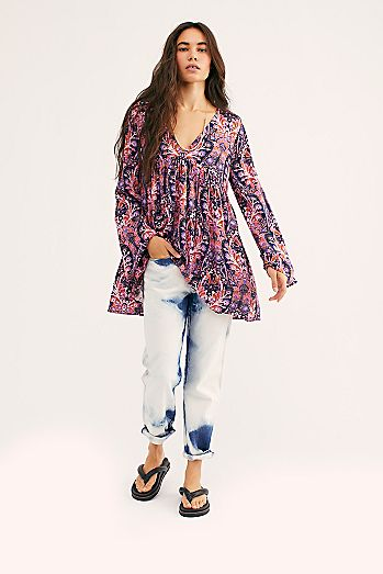 6718bc45ab4a Tunics & Tunic Tops for Women | Free People