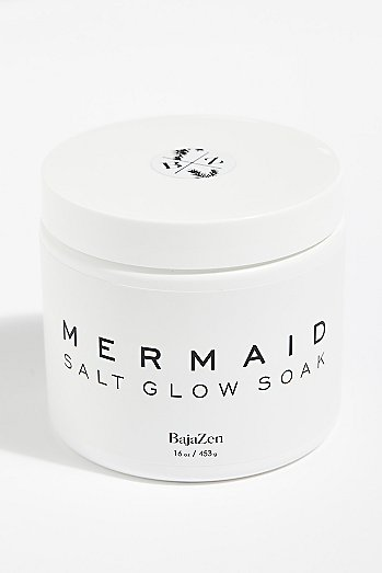 BajaZen Mermaid Salt Glow Soak