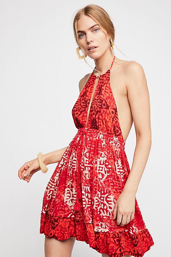 936f937620815 Beach Day Mini Dress