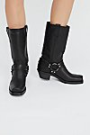Thumbnail View 2: Leather Harness Mid Boot