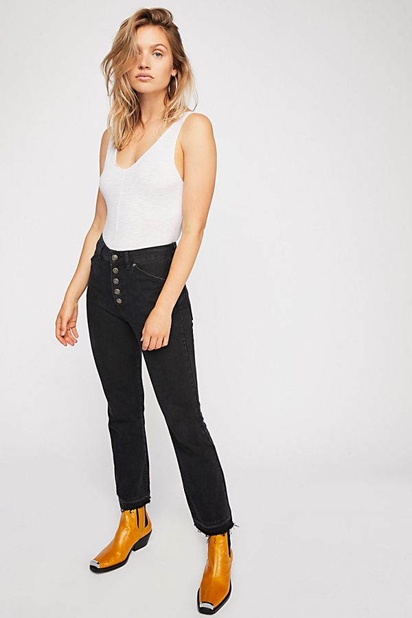 a120d5c1111d The Dylan High-Rise Bootcut Jeans