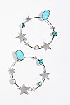 Thumbnail View 1: Find Your Stars Hoop Earrings
